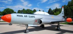 Истребитель-перехватчик F-94 Starfire
