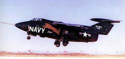 Экспериментальный истребитель F10F Jaguar