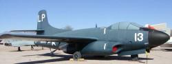 Истребитель-перехватчик F3D Skyknight