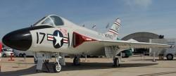 Палубный истребитель Douglas F4D Skyray / F-6 Skyray