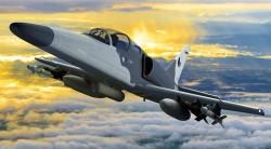 Проект легкого ударного самолета F/A-259 Striker