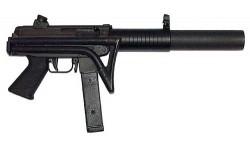 Пистолет-пулемёт FAMAE S.A.F.