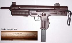 Пистолет-пулемёт FMK-3