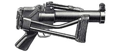 Винтовочный гранатомет FN 40