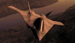 Экспериментальный самолёт FOAS