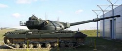 Тяжёлый танк FV214 Conqueror