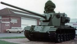 Противотанковые САУ FV4004 «Conway»