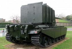Противотанковая САУ FV4005 «Stage II»