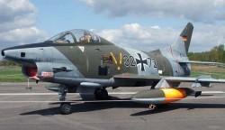 Многоцелевой истребитель Fiat G.91