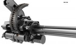 Пулемёт GAU-19/A