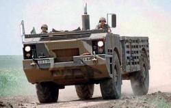 Армейские грузовые автомобили семейства GOER