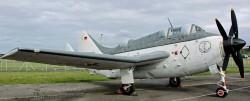 Противолодочный самолёт Fairey Gannet AS.4