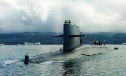 Подводные лодки класса «George Washington»