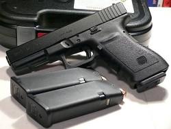 Пистолет Glock 20