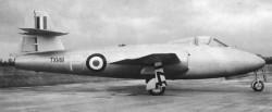 Экспериментальный истребитель Gloster E.1/44