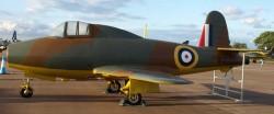 Экспериментальный истребитель Gloster E.28/39 Pioneer