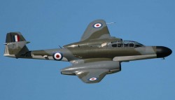 Истребитель Gloster Meteor