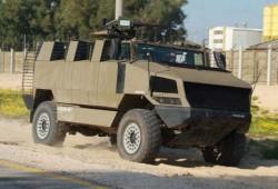 Бронеавтомобиль Golan