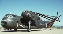 Военно-транспортный вертолёт Sikorsky H-37A Mojave