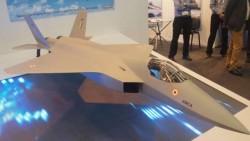 Перспективный истребитель HAL AMCA
