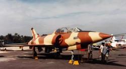 Истребитель-бомбардировщик HAL HF-24 Marut