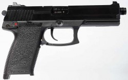 Пистолет HK Mk23 mod 0