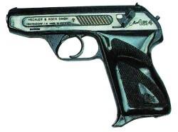 Пистолет Heckler & Koch HK4