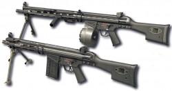 Пулемёт Heckler & Koch HK11