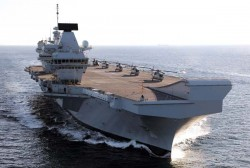 Авианосцы типа HMS «Queen Elizabeth»