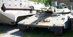 Опытный лёгкий танк HSTV-L