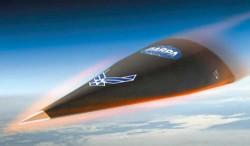 Гиперзвуковой летательный аппарат Falcon HTV-2