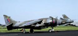 Истребитель-бомбардировщик Harrier GR.3