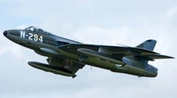 Истребитель Hawker Hunter F.6