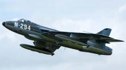 Истребитель Hawker Hunter F.6