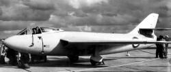 Экспериментальный самолет Hawker P.1081