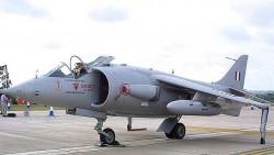 Экспериментальный самолет Hawker P.1127