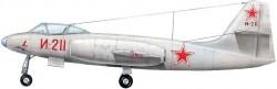 Опытный истребитель И-211