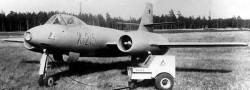 Опытный истребитель И-215