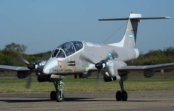 Штурмовик IA-58A Pucara