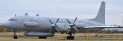 Самолет радиотехнической разведки Ил-20М