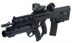 Штурмовая винтовка IWI X95