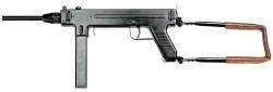 Пистолет-пулемёт Ina MB-50 и Ina MB-953