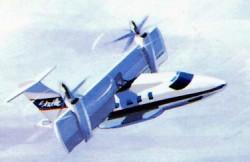 Проект многоцелевого самолёта Ishida TW-68