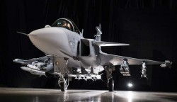 Истребитель Saab JAS-39E Gripen (Gripen E)