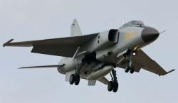 Истребитель-бомбардировщик XAC JH-7