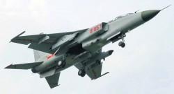 Истребитель-бомбардировщик JH-7А