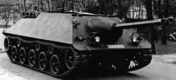 Самоходный истребитель танков JPz Jaguar 1-3