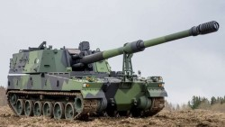 155-мм самоходная гаубица K9 Thunder