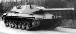 Экспериментальный танк «Keiler»