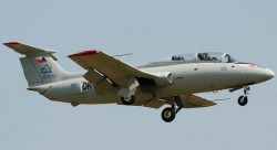 Учебно-тренировочный самолёт Aero L-29 «Delfin»